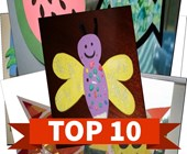 Top 10 Summer Crafts
