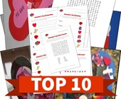 Top 10 Valentine's Day Kids Activities