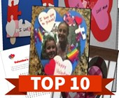 Top 10 Valentine's Day Kindergarten Kids Activities