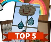 Top 5 Weather Crafts