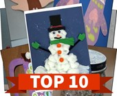 Top 10 Winter Crafts
