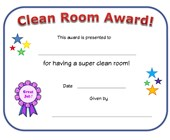 clean room award