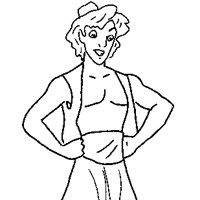 aladdin coloring page coloring page