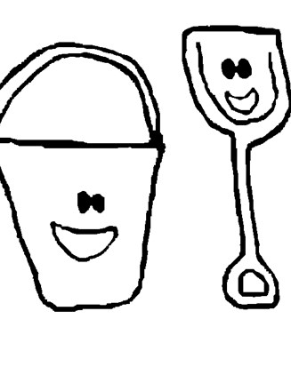 Blues Clues Coloring Pages - GetColoringPages.com | 440x327