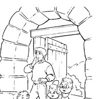 chipmunks coloring coloring page