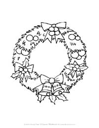 christmas coloring pages print christmas pictures to color all kids network