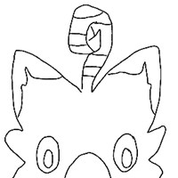 digimonpic4a coloring page