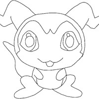 digimonpic5a coloring page