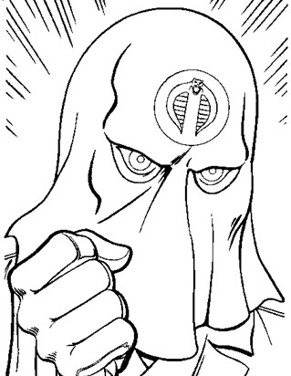 g i joe coloring pages print g i joe pictures to color all