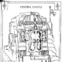 he man crystal castle coloring page
