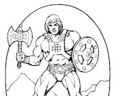 He-Man.org > Publishing > Books > Golden Coloring & Activity Books ... | 140x170