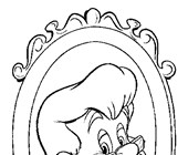 gepetto coloring page