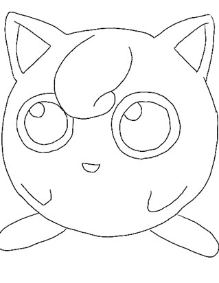 pokemon 10a coloring page