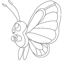 pokemon 14a coloring page
