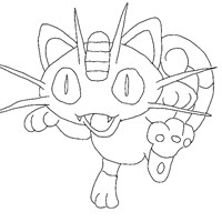 pokemon 22a coloring page