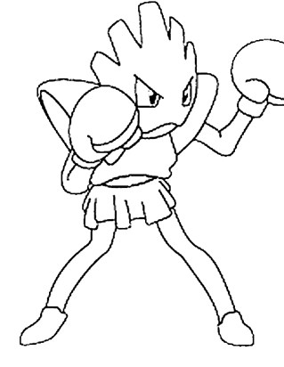 pokemon 31a coloring page