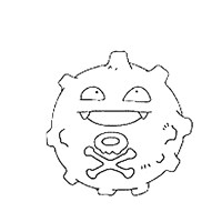 pokemon 33a coloring page