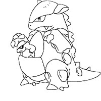 pokemon 37a coloring page