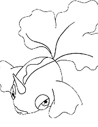 pokemon 40a coloring page