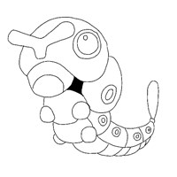 pokemon 5a coloring page