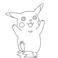 pokemon 8a coloring page