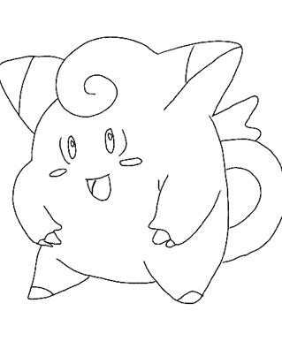 pokemon 9a coloring page