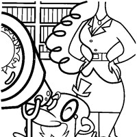 powerpuffgirls coloring coloring page