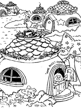 Rainbow Brite With Friends Coloring Pages | Coloring books ... | 440x327