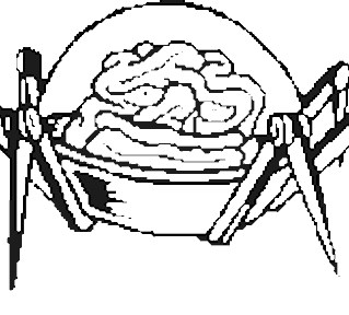 spider robot coloring page