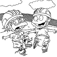 20 Rugrats Coloring Pages