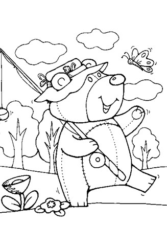 Color the Outdoors | US Forest Service | 440x327