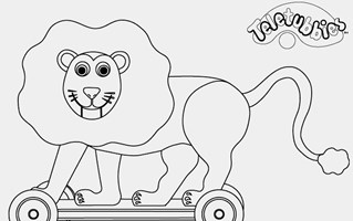 teletubbies coloring pages all kids network - Teletubbies Coloring Page