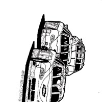 car race coloring page