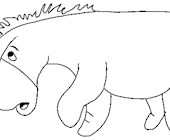 Eeyore Birthday Coloring Pages - Get Coloring Pages | 140x170