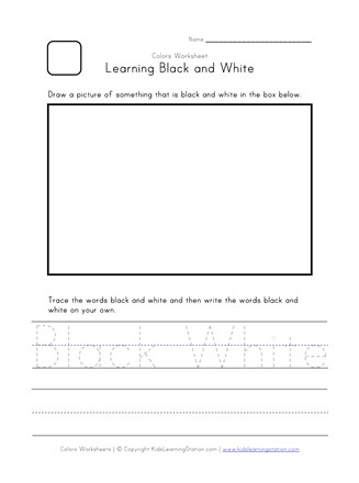 Learn BlackWhite