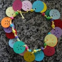 Sand Dollar Hundreds Necklace