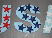 USA Magnets Craft