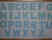 Alphabet Felt Board Craft