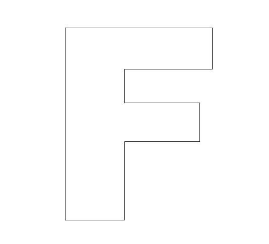 Alphabet Felt Board Craft Crafts Print Your Letter F Template All Kids Network