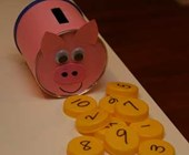 Piggy Bank Craft