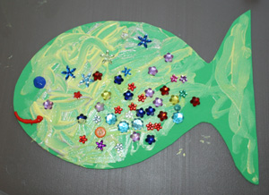 Fish Crafts For Kids All Kids Network