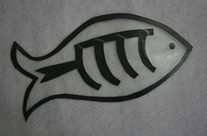 x-ray fish craft