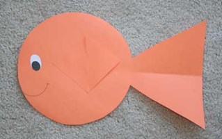 Shape Fish Craft