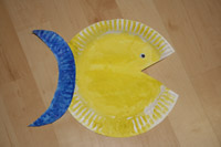 kids fish craft