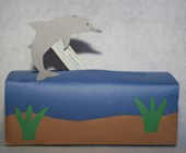 Kids Dolphin Craft