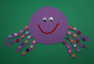 kids octopus craft