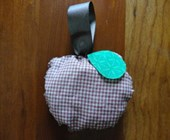 An Apple for My Teacher Scented Sachet