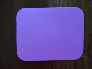 pink cardstock