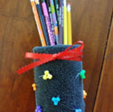 pencil holder craft