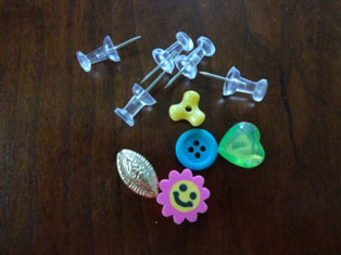tacks and trinkets